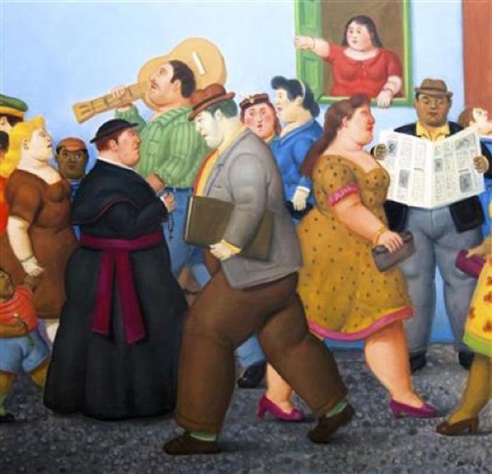 1 de cada 10 personas es obesa en el mundo