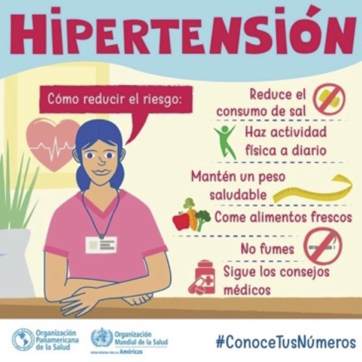 Día de la Hipertensión: Claves para mejorar la situación en el país