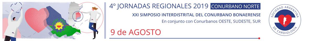 4° Jornadas Regionales 2019 | Conurbano Norte